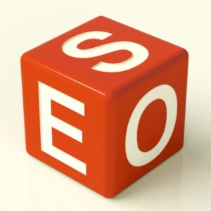 Picture of a nice SEO cube