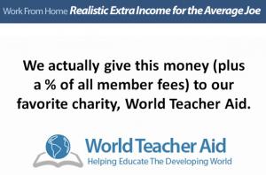 world teacher aid