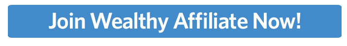 Wealthy Affiliate Call-to-action button