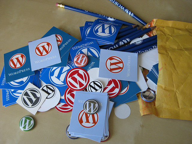 WordPress collectibles