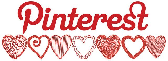 Pinterest logo drawing