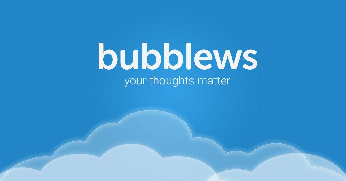 bubblews background