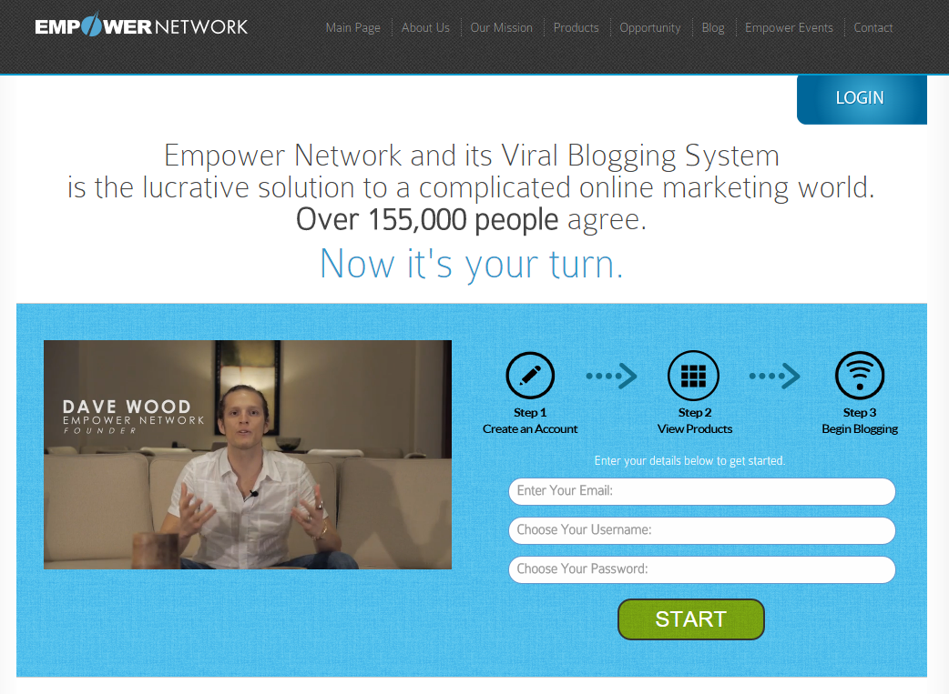 empower network home page