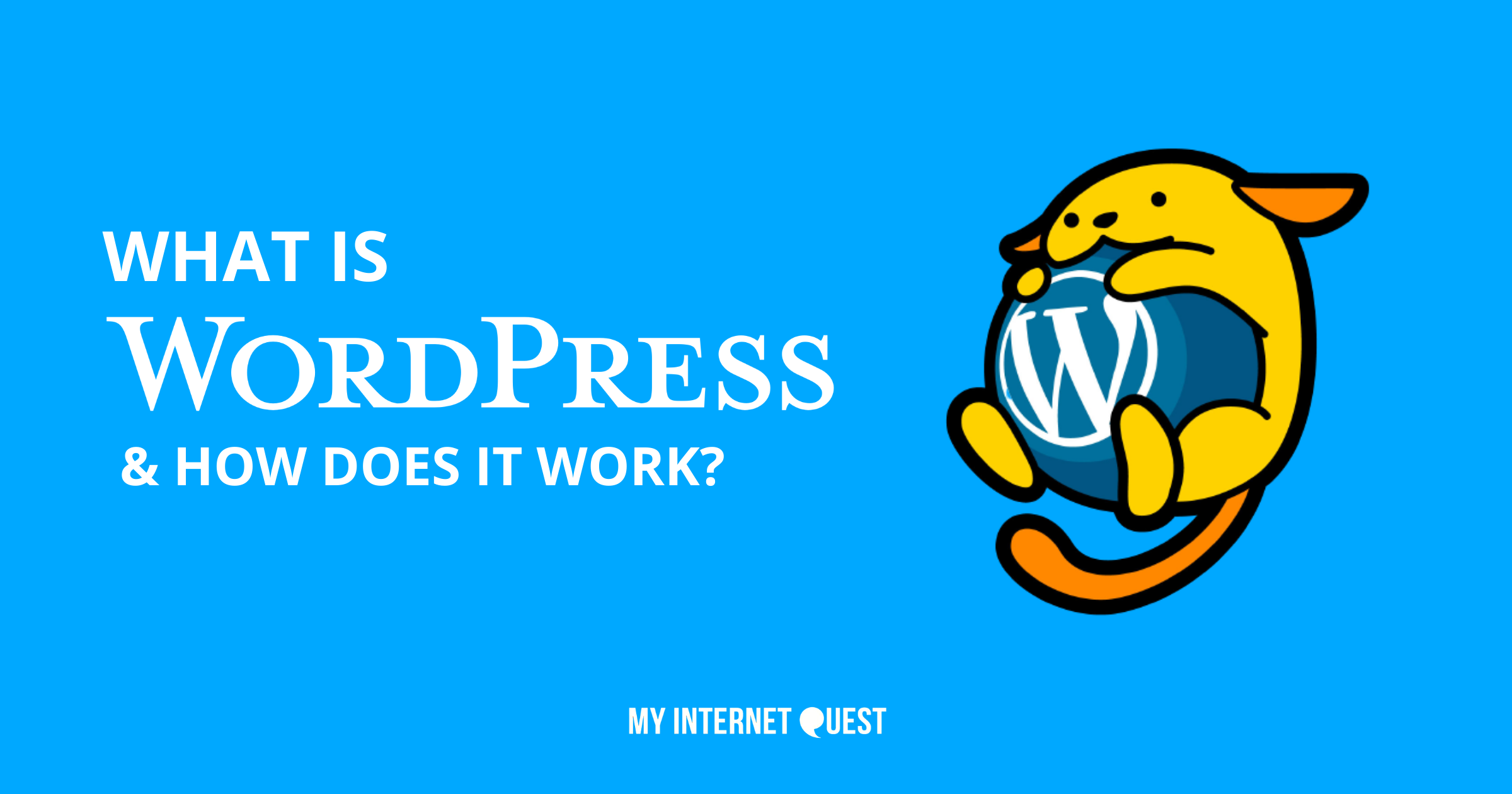 What is WordPress and How Does it Work