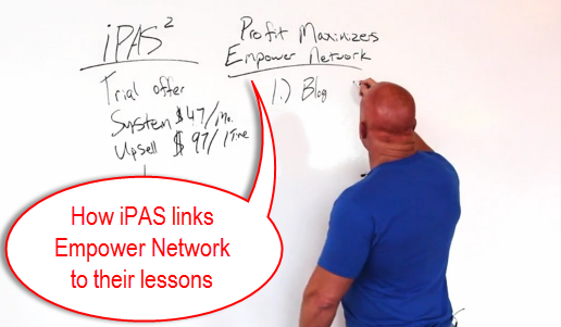 iPAS empower network
