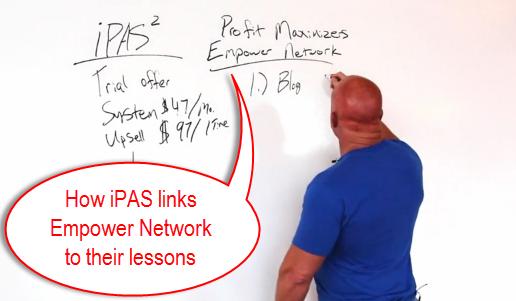 iPAS empower network