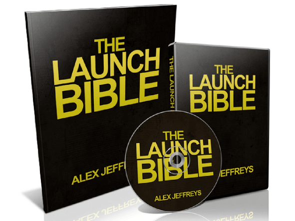 the launch bible product cover