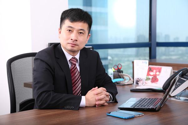 Chinese businessman