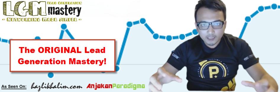 Lead Generation Mastery malaysia