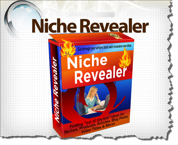 Niche revealer product cover