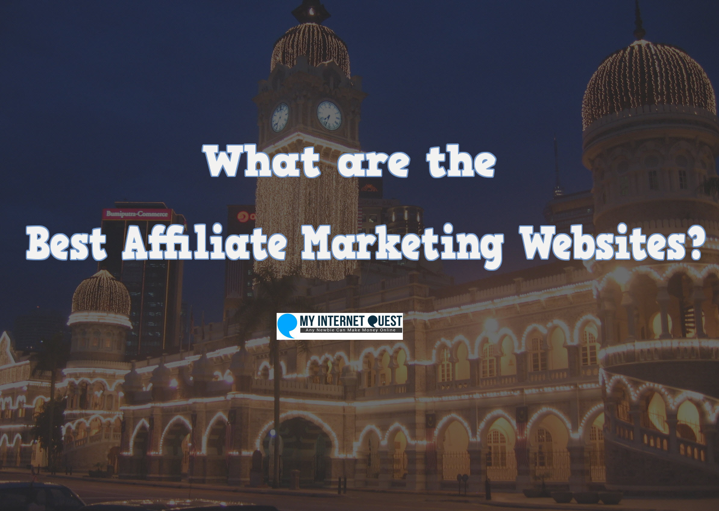 What are the best affiliate marketing websites