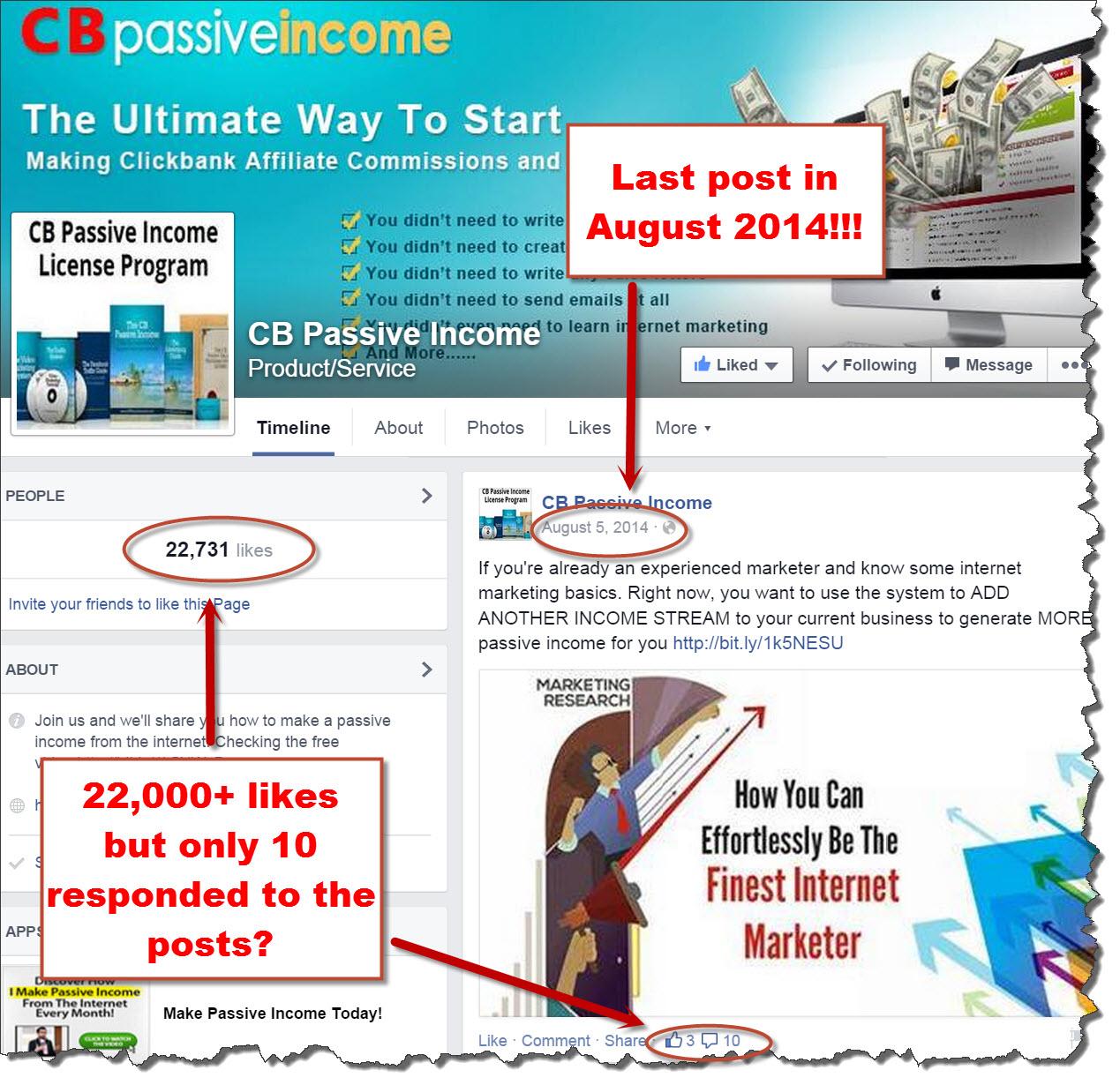 CB PAssive income community