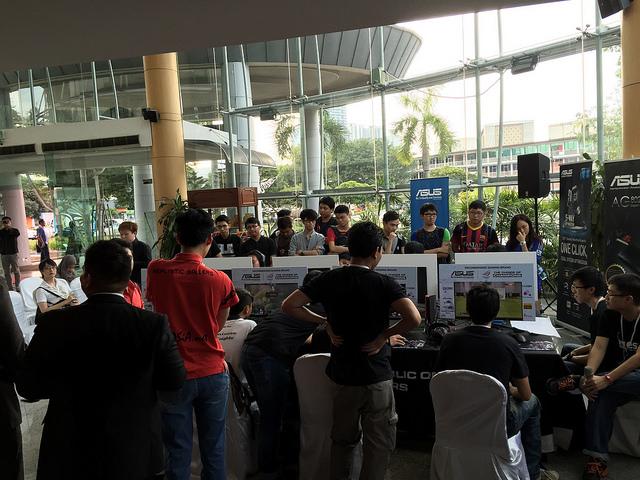 Launching of eSports Malaysia