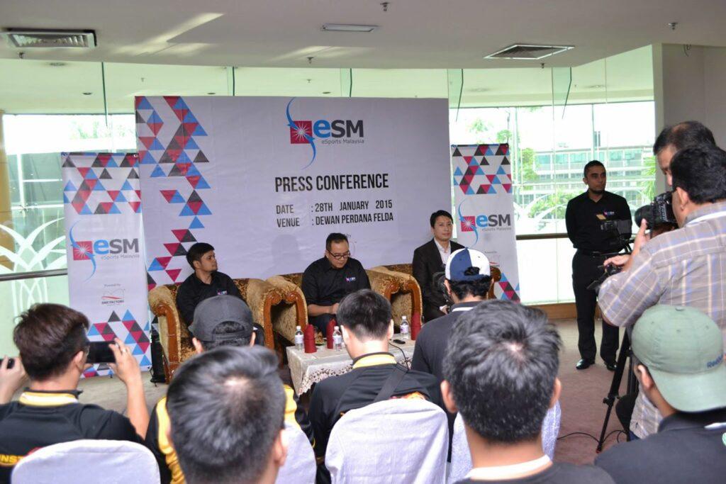 esm press conference