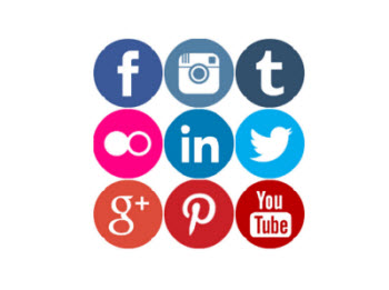 social media 350