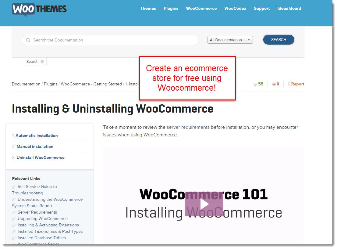 woocommerce 101