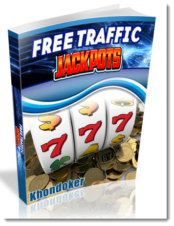 free traffic jackpot cover