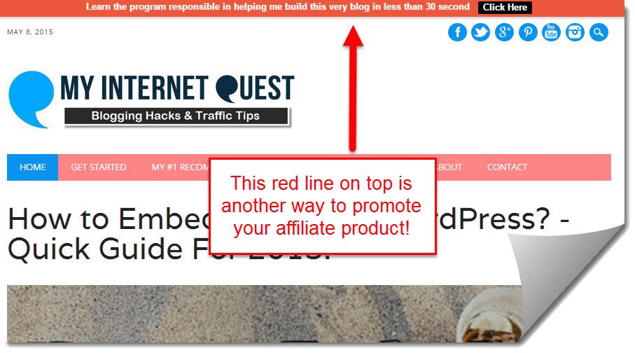 my internet quest hello bar