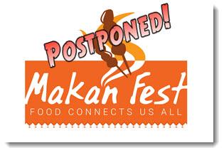 Makan fest postponed