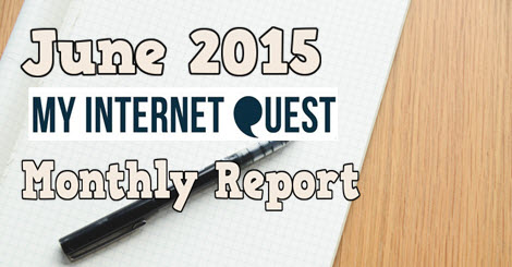june 2015 monthly report