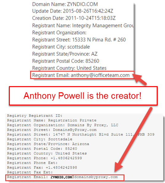 Anthony Powell Whois