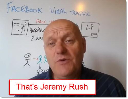 Jeremy Rush CEO