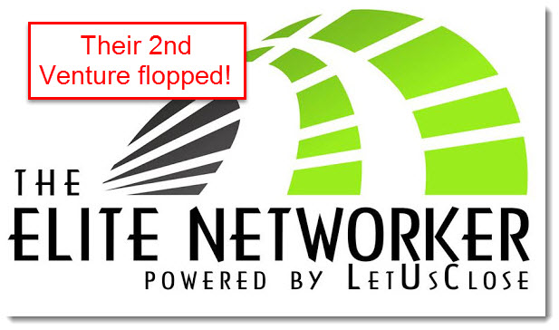 the elite networker flopped