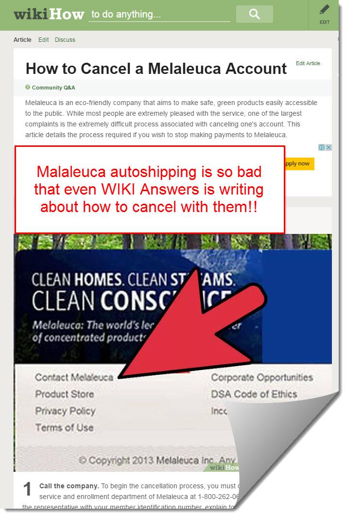 Malaleuca on wiki answers