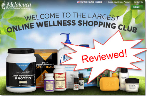 malaleuca reviewed by my internet quest