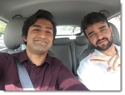 me with pakistani man