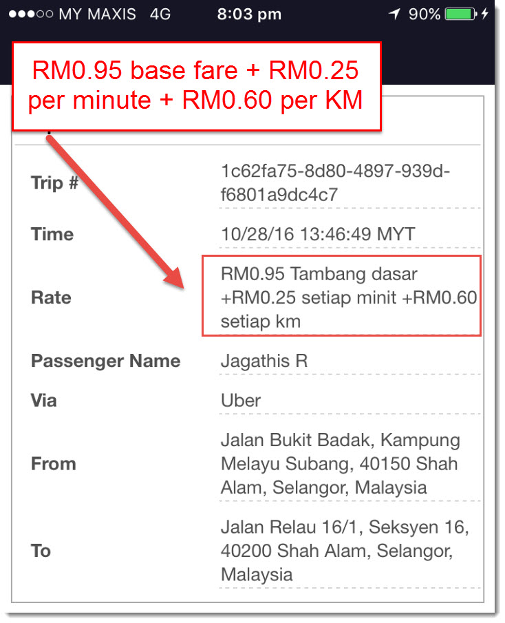 How To Become A Uber Driver In Malaysia My 2017 Review My Internet Quest