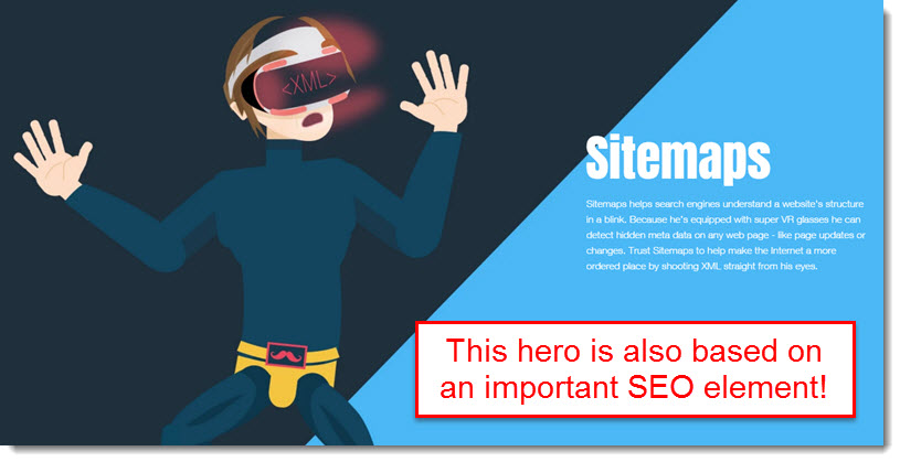XML Sitemap seo hero