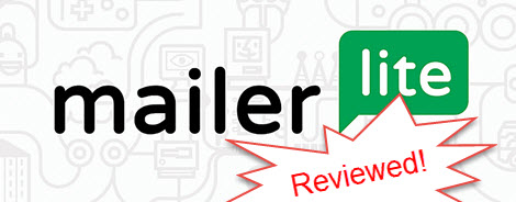 mailerlite reviewed by my internet quest