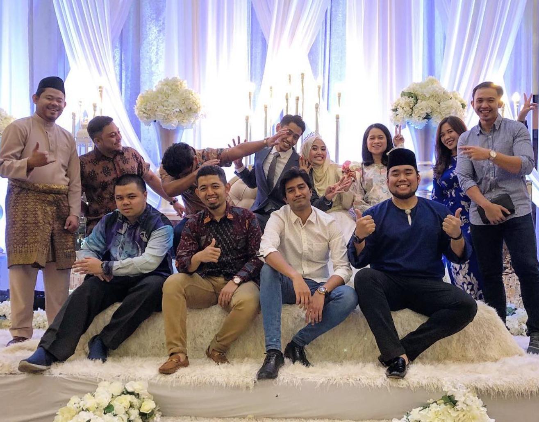 wedding of khafis