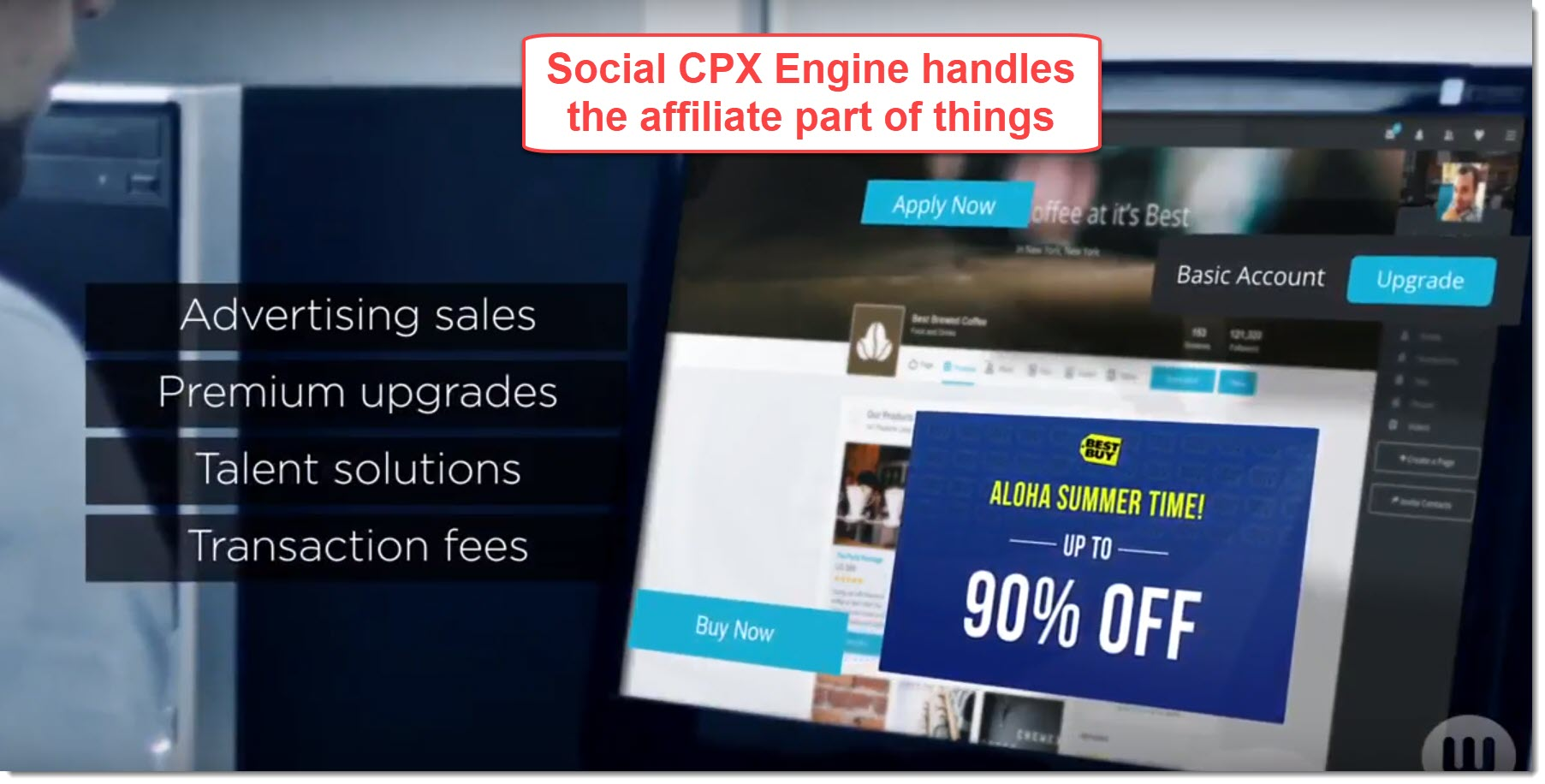 social cpx part of webtalk