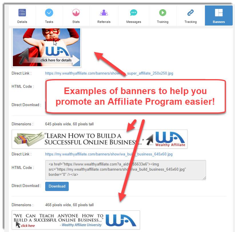 WA banner example